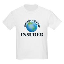 World's Greatest Insurer T-Shirt