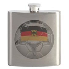 Germany Soccer Ball Flask