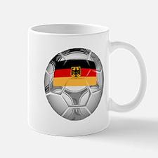 Germany Soccer Ball Mugs
