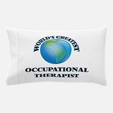 Unique Worlds best occupational therapist Pillow Case