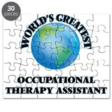 Cute Occupational therapy assistant Puzzle