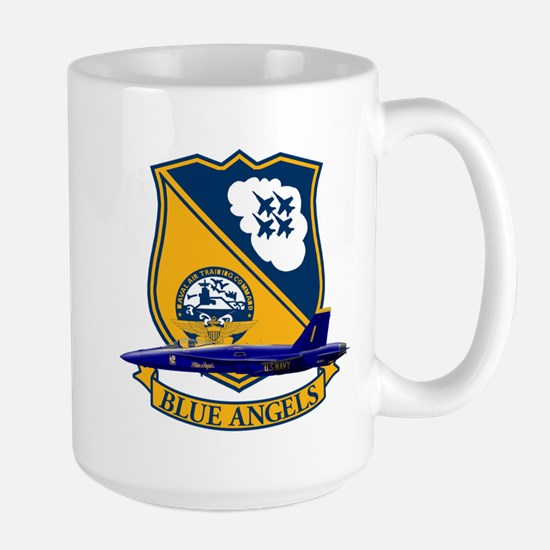 blueaglogo copy Mugs