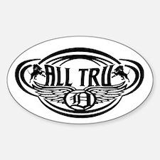 ALL TRU logo Decal