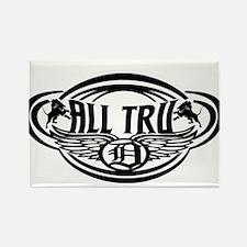ALL TRU logo Magnets