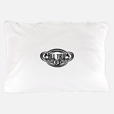 Unique Logo backs Pillow Case