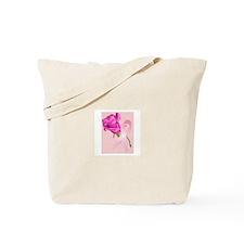 Cute Rose breasted Tote Bag