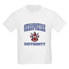 SHROPSHIRE University T-Shirt