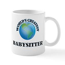 World's Greatest Babysitter Mugs