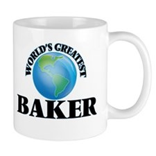 World's Greatest Baker Mugs