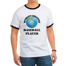 World's Greatest Baseball Player T-Shirt