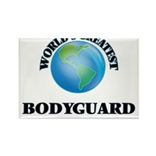 World's Greatest Bodyguard Magnets
