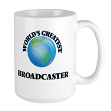 World's Greatest Broadcaster Mugs