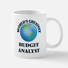 World's Greatest Budget Analyst Mugs
