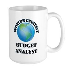 World's Greatest Budget Analyst Mugs