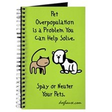 Overpopulation Spay & Neuter Journal