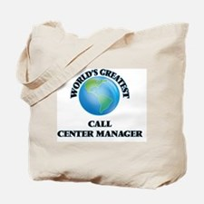 Cute Greatest call center representative Tote Bag
