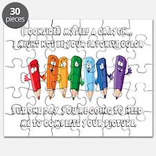 Crayons Puzzle