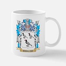 Iannuzzi Coat of Arms - Family Crest Mugs
