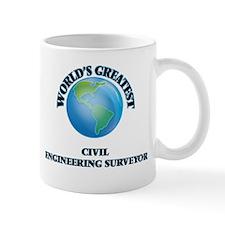 World's Greatest Civil Engineering Surveyor Mugs