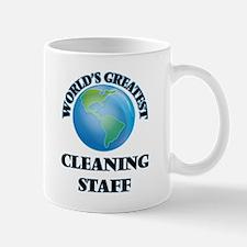 World's Greatest Cleaning Staff Mugs