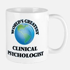 World's Greatest Clinical Psychologist Mugs
