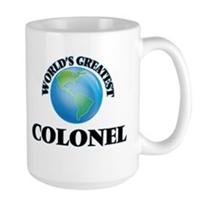 World's Greatest Colonel Mugs