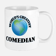 World's Greatest Comedian Mugs
