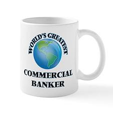 World's Greatest Commercial Banker Mugs