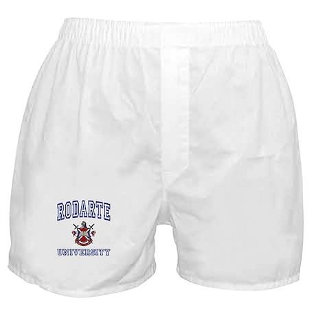 RODARTE University Boxer Shorts