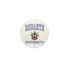 RODARTE University Mini Button (10 pack)