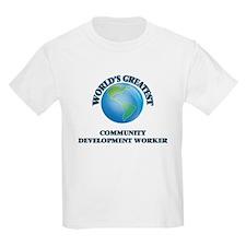 World's Greatest Community Development Worker T-Sh
