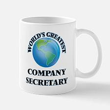 World's Greatest Company Secretary Mugs