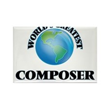 World's Greatest Composer Magnets