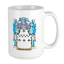Ingersole Coat of Arms - Family Crest Mugs