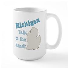 Michigan State Mug