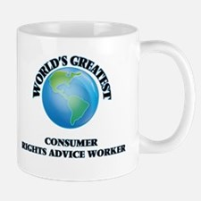 World's Greatest Consumer Rights Advice Worker Mug