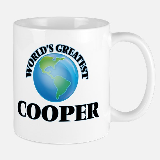 World's Greatest Cooper Mugs