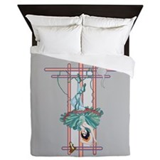The Hanged Woman Queen Duvet