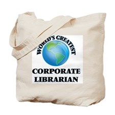 Cute Librarian courses Tote Bag