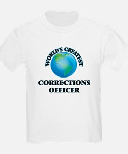 World's Greatest Corrections Officer T-Shirt
