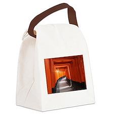 -Japan- Kyoto TORII Canvas Lunch Bag