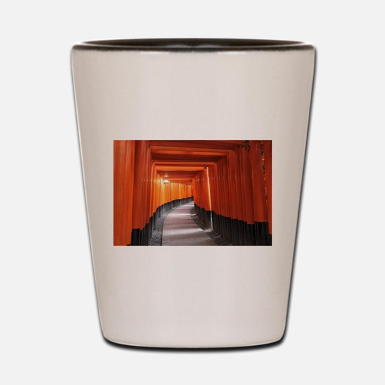 -Japan- Kyoto TORII Shot Glass