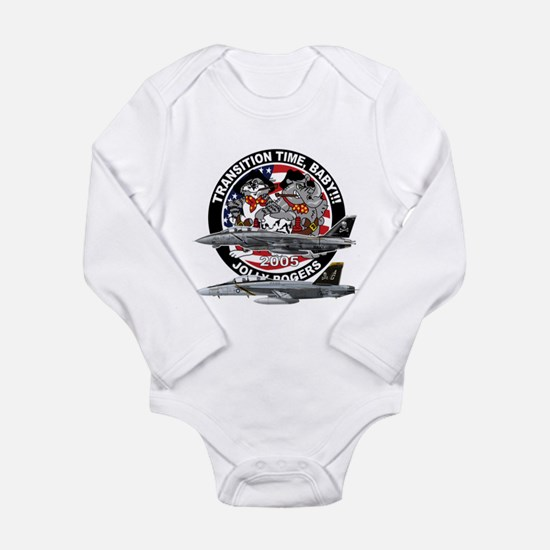 F-14 Jolly Rogers Body Suit