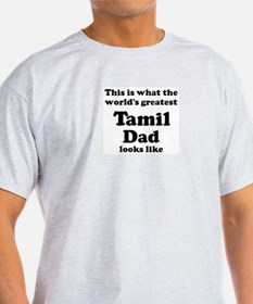 Tamil dad looks like T-Shirt