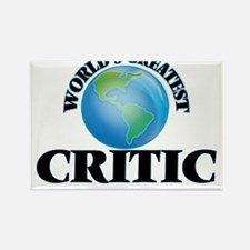 World's Greatest Critic Magnets