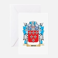 Irish Coat of Arms - Family Crest Greeting Cards