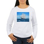 4-3-USS CONSTELLATION Long Sleeve T-Shirt