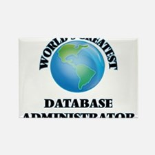 World's Greatest Database Administrator Magnets