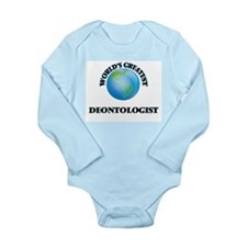 World's Greatest Deontologist Body Suit