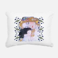 Cute Mothers day Rectangular Canvas Pillow